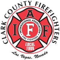Clark County Firefighters Local 1908 Logo