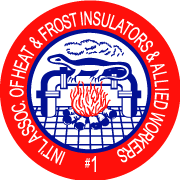 Heat and Frost Insulators – Illinois Logo