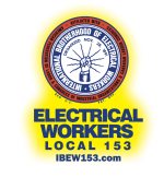 Michiana Electrical Workers Local 153 Logo