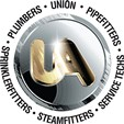 Plumbers Local 166 Logo