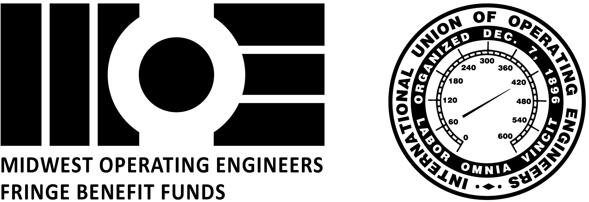 Midwest Operating Engineers Local 150 Logo