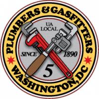 UA Plumbers Local 5 Logo