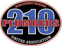 Plumbers Local 210 Logo